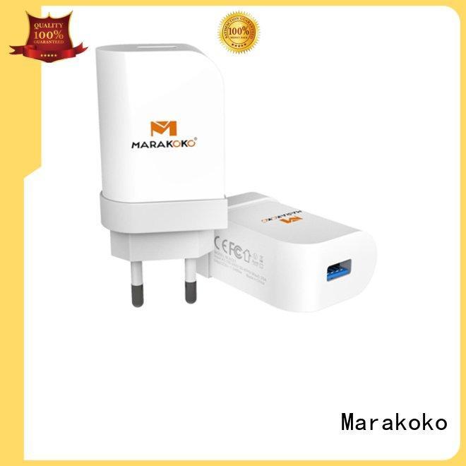 Marakoko mobile charger manufacturer charge mac02 24a 42w