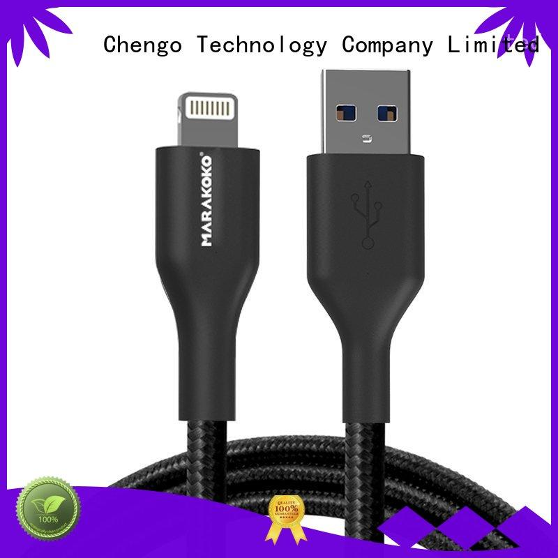 MARAKOKO tpe best lightning cable high quality for ipod
