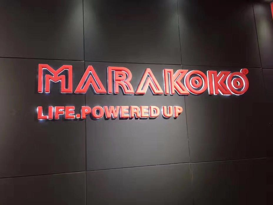 MARAKOKO Guangzhou New Asia 1st floor exhibition hall opening!