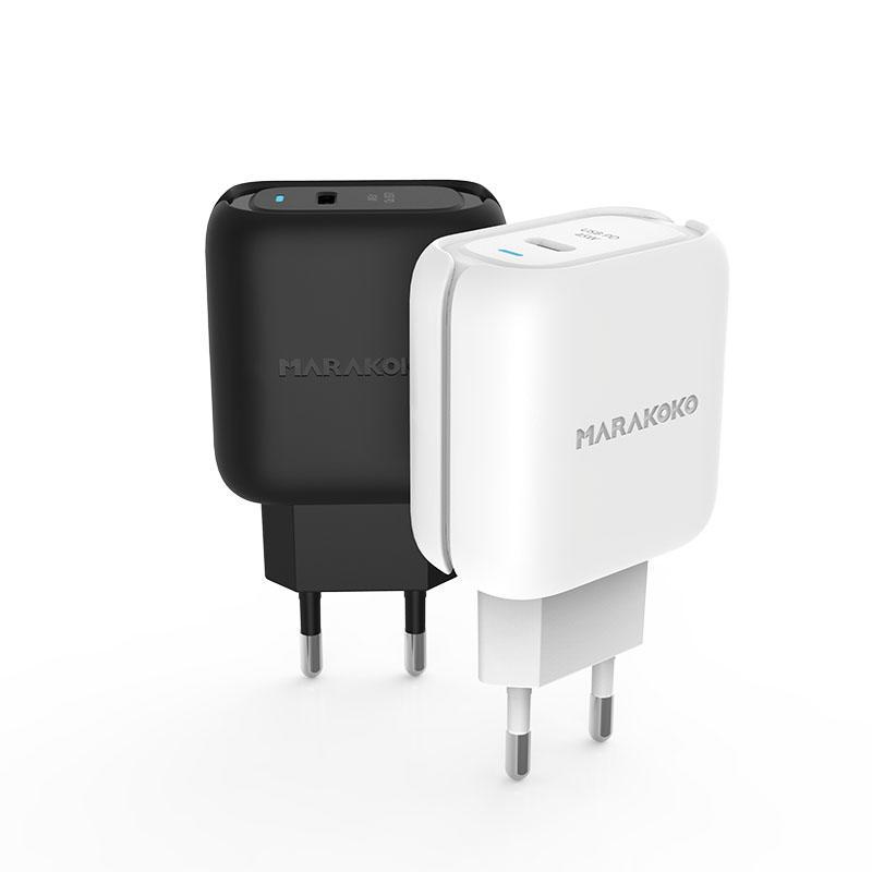 MA33 24W Ouput USB C Wall Charger Power Delivery 3.0 EU Plug