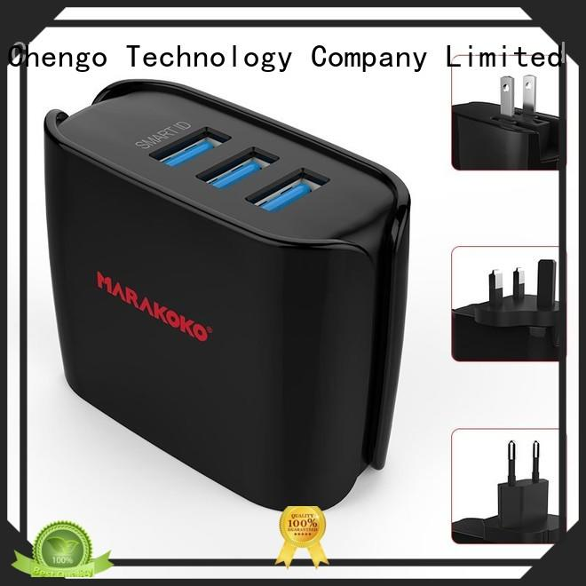 MARAKOKO compact cheap usb wall charger easy carry for Samsung Galaxy