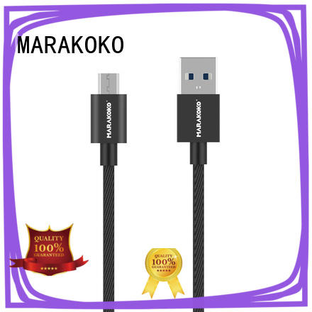 MARAKOKO 15m49ft fast charging cable for android for Moto Z