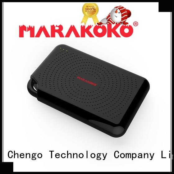 high quality power bank brand list factory for iphone MARAKOKO