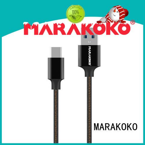 MARAKOKO security usb c cable to usb mcb22 for Galaxy
