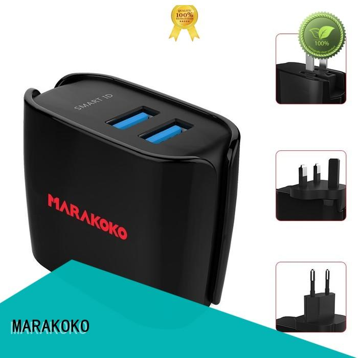 MARAKOKO uk mini usb wall charger on sale for Bluetooth Speaker Headset