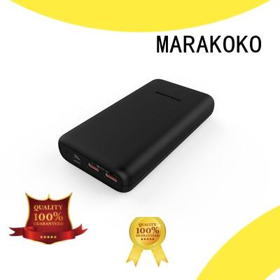 MPB5 20100mAh Power Bank with Dual USB Port Quick Charge 3.0 and Type C