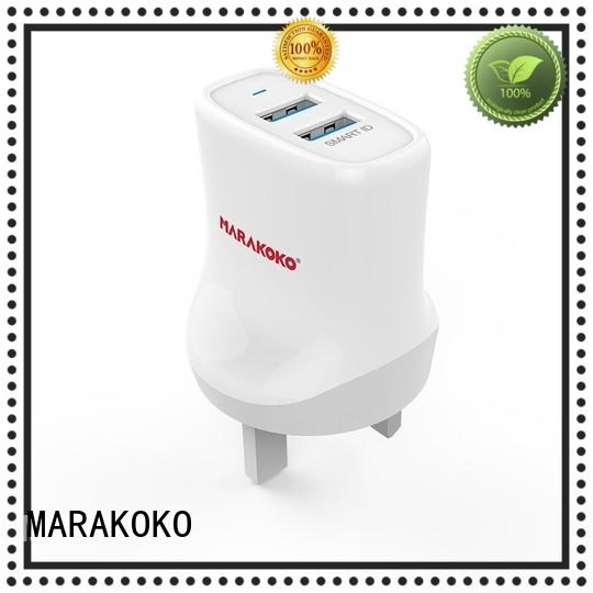 MARAKOKO travel cheap usb wall charger for Samsung Galaxy