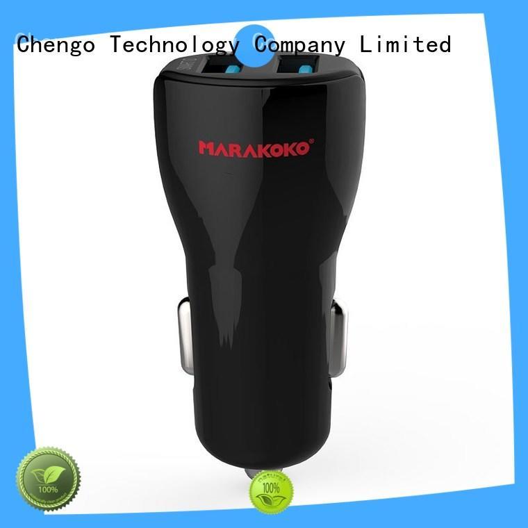 MARAKOKO car dual car charger adapter manufacturer for MacBook