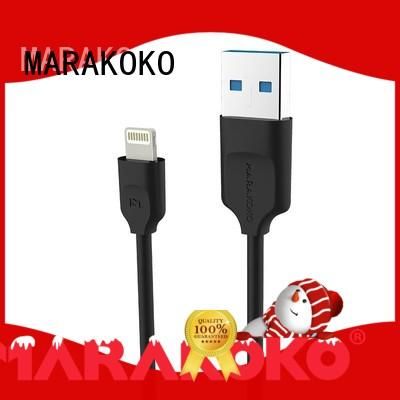 MARAKOKO 2m66ft lighting cable supplier for ipad