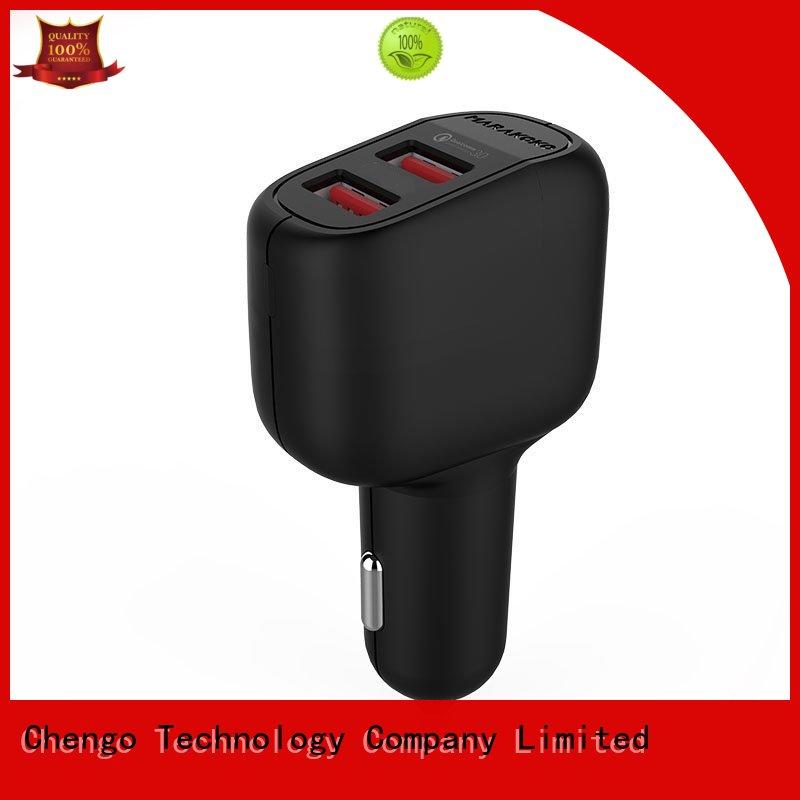 MARAKOKO smart quick charge car charger for sale for Huawei
