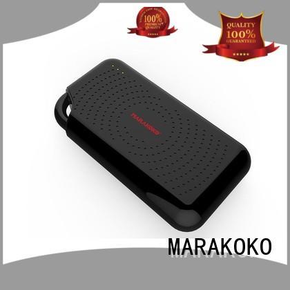 compact power banks 10000mah for Xiaomi MARAKOKO