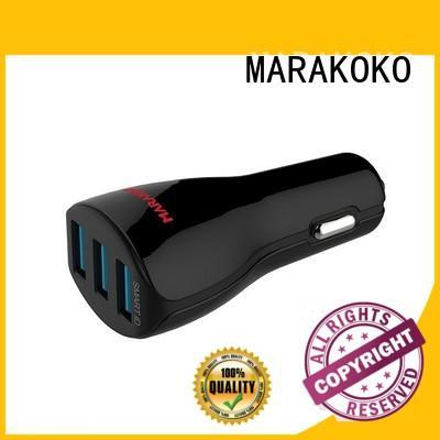 usb 4 usb car charger easy carry for Laptop MARAKOKO