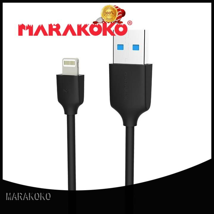 MARAKOKO professional lighting cable wholesale for ipad