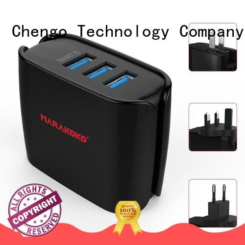 MARAKOKO fast car charger wall adapter factory price for Samsung Galaxy