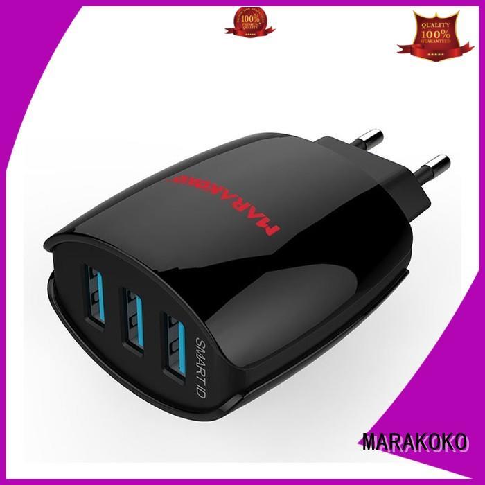 MARAKOKO fast cheap usb wall charger for Power Bank