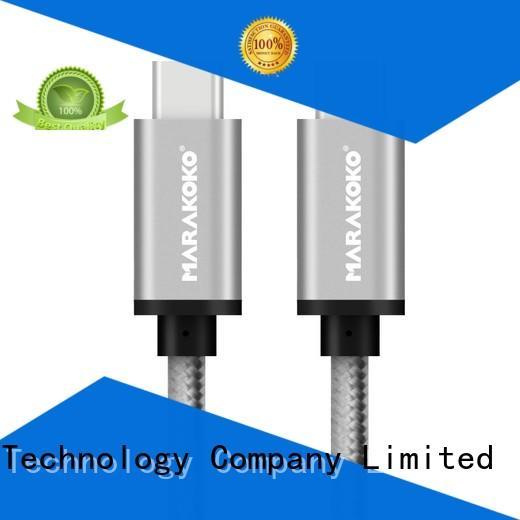 MARAKOKO professional type c data cable usb30 for HTC