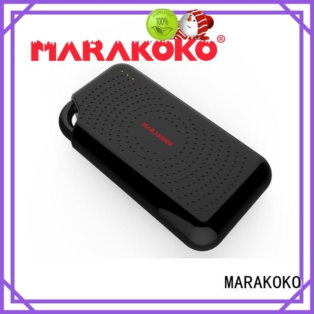 MARAKOKO high quality new power bank high efficiency for Galaxy