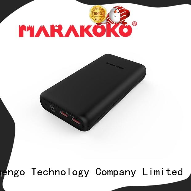 MARAKOKO practical Fast Charging Power Banks supplier for Galaxy
