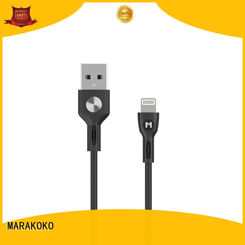MARAKOKO flexible best lightning cable wholesale for ipad