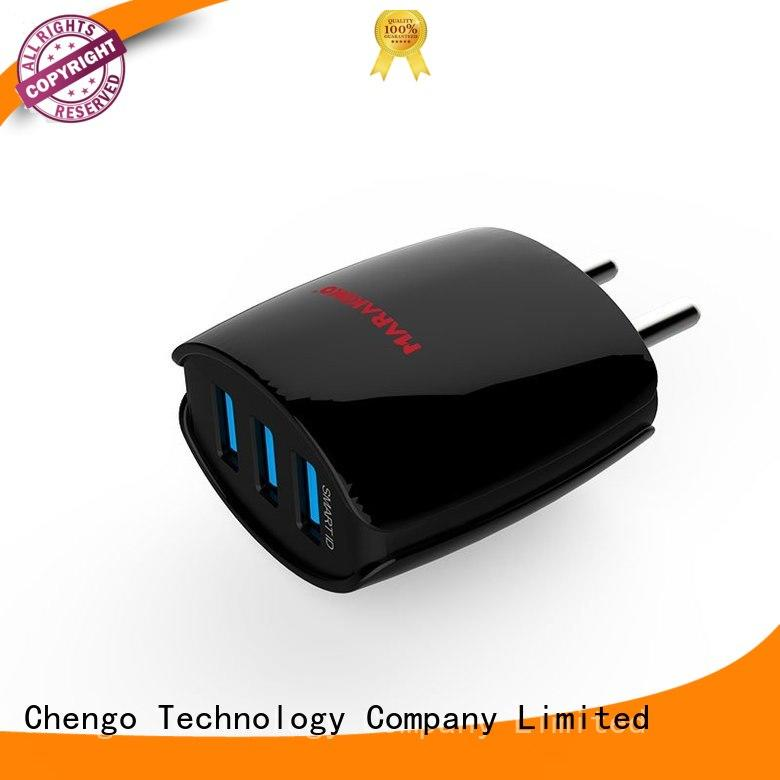 compact mini usb wall charger plug with global voltage compatibility for Power Bank