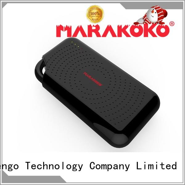 MARAKOKO smart power bank company factory for iphone