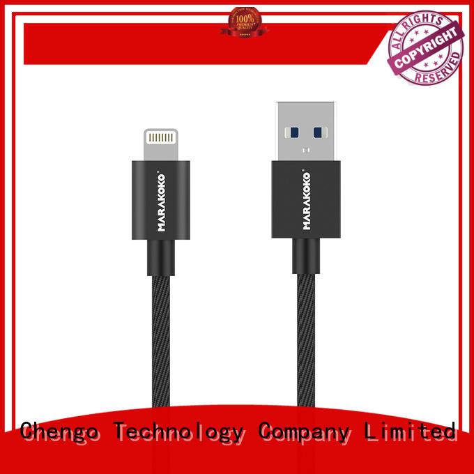MARAKOKO flexible lighting cable directly price for ipad
