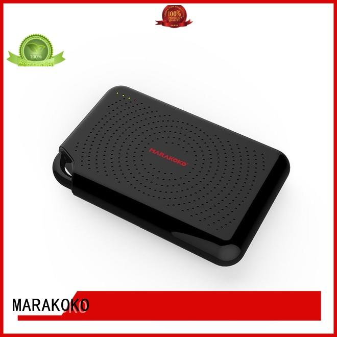 MARAKOKO high quality compact power banks easy carry for Galaxy