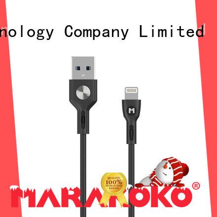 MARAKOKO durable lighting cable wholesale for iphone