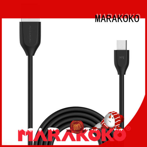 MARAKOKO tpe fast charging cable for android manufacturer for Nexus 5X/6P