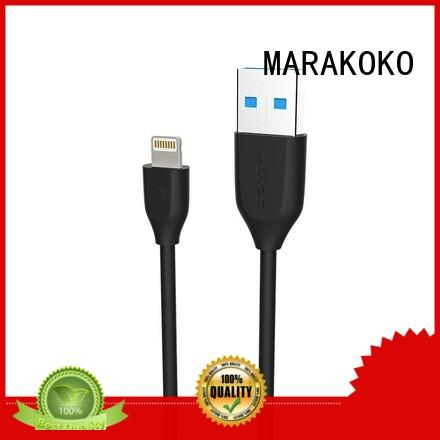 MARAKOKO tpe lightning to micro usb cable wholesale for ipod
