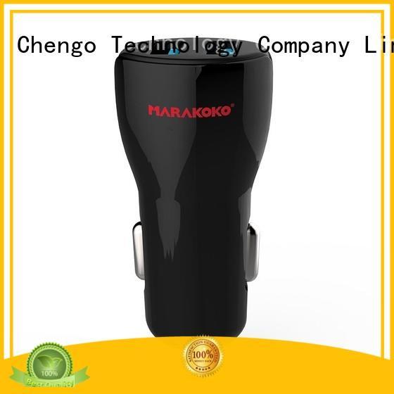 MAC1 Dual USB Smart Car Charger 2.4A Output