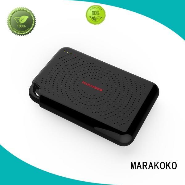 MARAKOKO portable compact power banks easy carry for Xiaomi