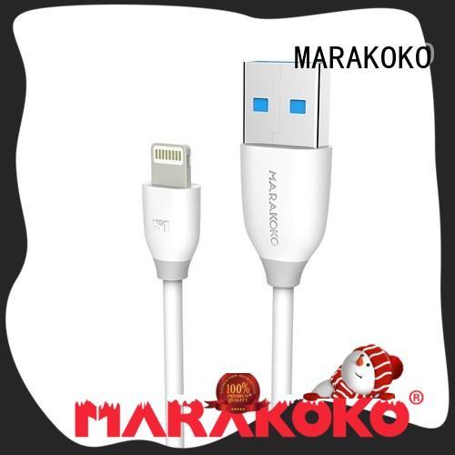 MARAKOKO realiable lightning to micro usb cable supplier for ipod