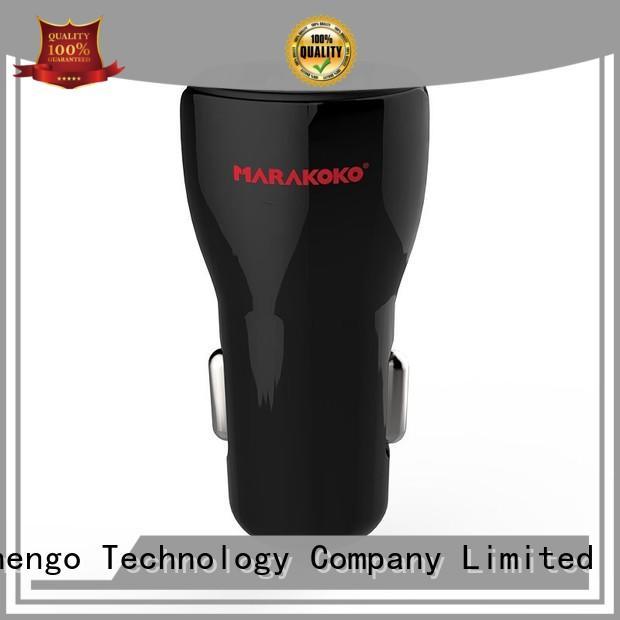 practical phone charger car adapter high efficiency for Samsun MARAKOKO